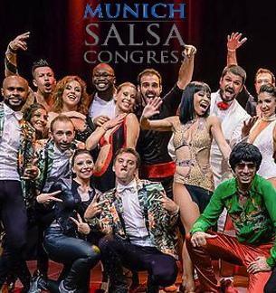 München Salsa Congress 2016
